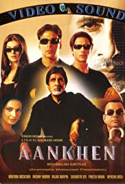 Aankhen (2002) Poster - Movie Forum, Cast, Reviews
