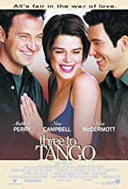 Three to Tango (1999) Poster - Movie Forum, Cast, Reviews