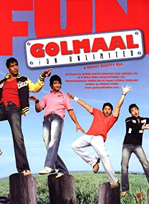 Golmaal - Fun Unlimited watch online