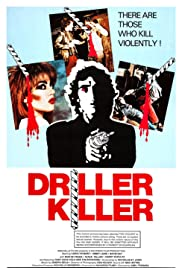 The Driller Killer(1979) Poster - Movie Forum, Cast, Reviews
