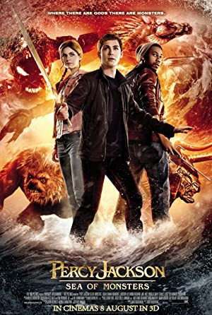 watch Percy Jackson: Sea of Monsters full movie 720