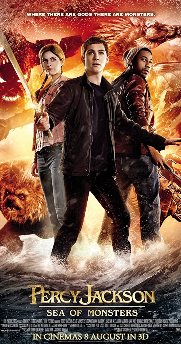 Percy Jackson: Sea of Monsters (2013) - IMDb