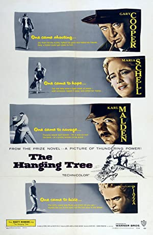 The Hanging Tree poster