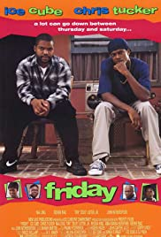 Friday (1995) Poster - Movie Forum, Cast, Reviews