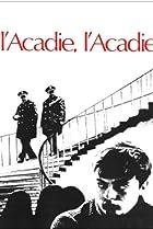 Image of L'acadie, l'Acadie