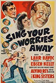 Sing Your Worries Away (1942) Poster - Movie Forum, Cast, Reviews