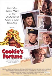 Cookie's Fortune (1999) Poster - Movie Forum, Cast, Reviews