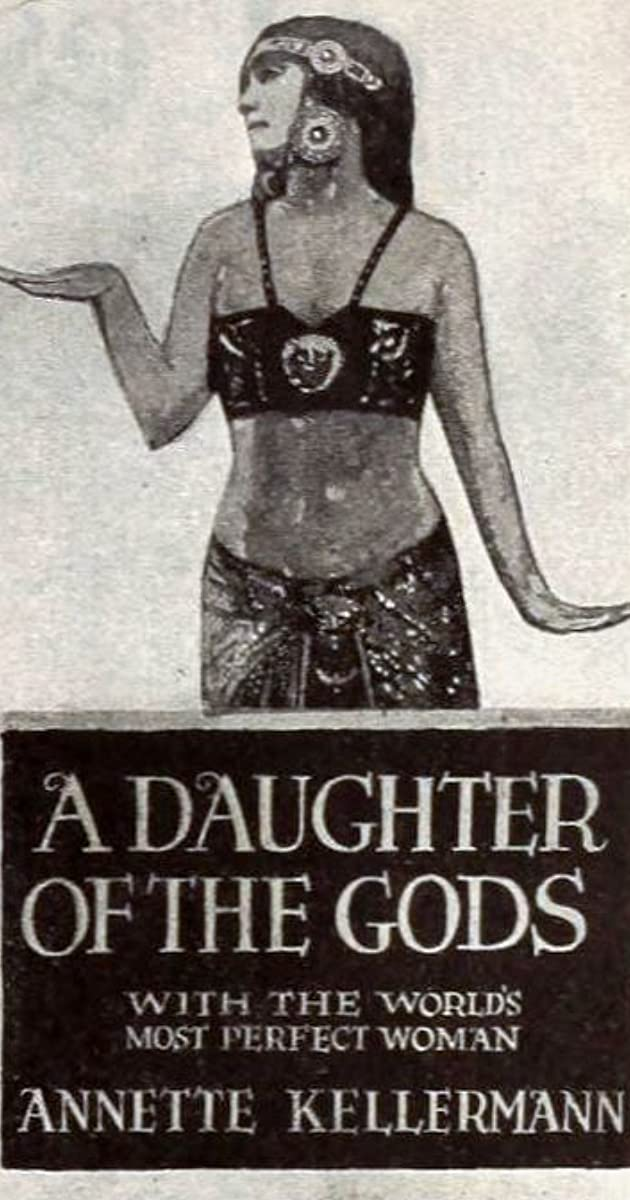 Image result for daughter of the gods poster