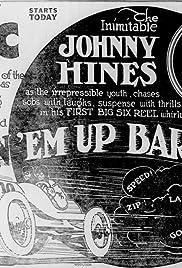 Burn 'Em Up Barnes Poster