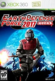 Earth Defense Force 2017 Poster