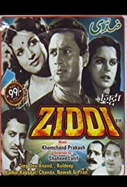 Ziddi Poster