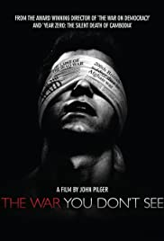 The War You Don't See (2010) Poster - Movie Forum, Cast, Reviews