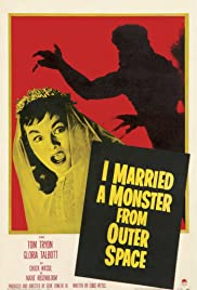 I Married a Monster from Outer Space (1958) Poster - Movie Forum, Cast, Reviews