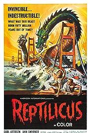 Reptilicus(1961) Poster - Movie Forum, Cast, Reviews