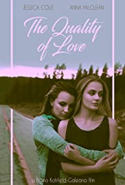 The Quality of Love Poster