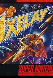 Axelay Poster