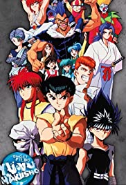 Yu Yu Hakusho: Ghost Files Poster