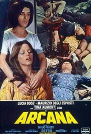 Arcana(1972) Poster - Movie Forum, Cast, Reviews