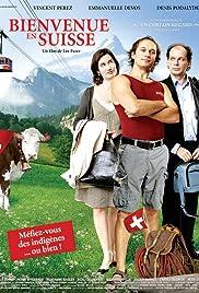 Bienvenue en Suisse Poster