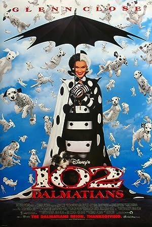 Poster 102 Dalmatiner