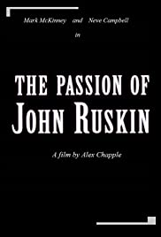 The Passion of John Ruskin Poster