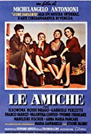 Le Amiche(1955) Poster - Movie Forum, Cast, Reviews