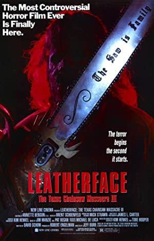 Poster Leatherface: Texas Chainsaw Massacre III