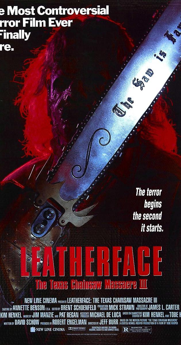 Odaveidis: kruvinosios skerdynės Teksase 3 / Leatherface: Texas Chainsaw Massacre III (1990) Online