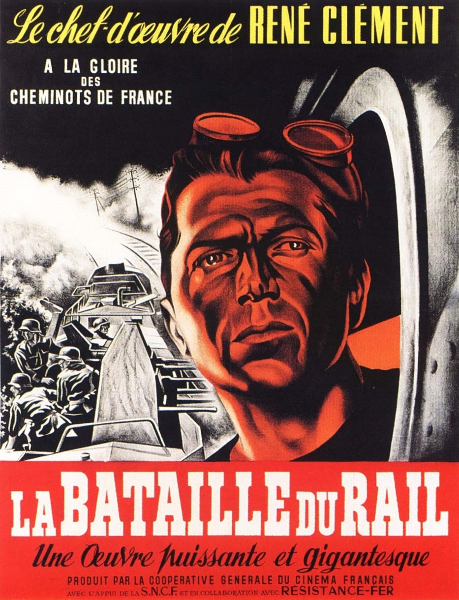 image Bataille du rail Watch Full Movie Free Online