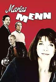 Marias menn Poster