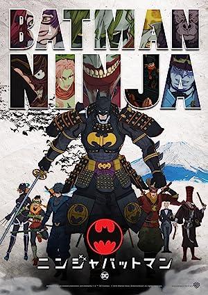 Batman Ninja izle