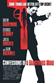 Confessions of a Dangerous Mind (2002) Poster - Movie Forum, Cast, Reviews