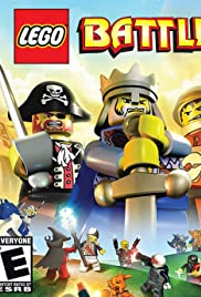 Lego Battles Poster