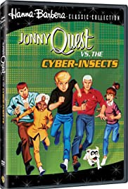 Jonny Quest Versus the Cyber Insects Poster