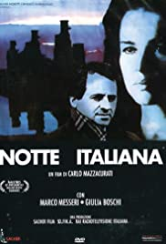 Notte italiana Poster