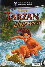 Tarzan Untamed Poster