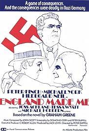 England Made Me Poster