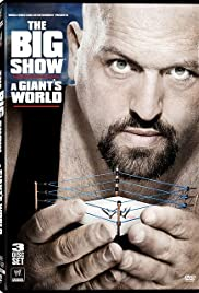 The Big Show: A Giant's World Poster