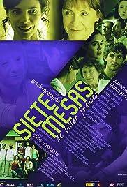 Siete mesas de billar francés(2007) Poster - Movie Forum, Cast, Reviews