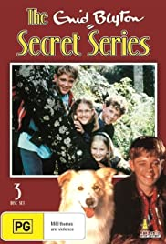 The Enid Blyton Secret Series Poster