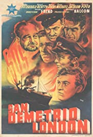 San Demetrio London(1943) Poster - Movie Forum, Cast, Reviews