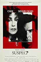 Suspect (1987) Poster