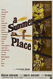 A Summer Place(1959) Poster - Movie Forum, Cast, Reviews