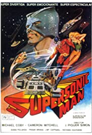 Supersonic Man (1979) Poster - Movie Forum, Cast, Reviews