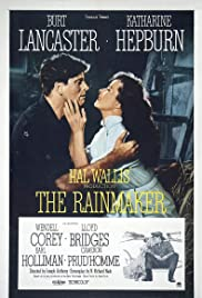The Rainmaker (1956) Poster - Movie Forum, Cast, Reviews