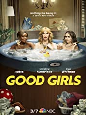 Good Girls - Season 4 (2021) poster