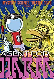 Agent for H.A.R.M. Poster