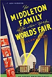 The Middleton Family at the New York World's Fair Poster