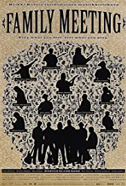 Family Meeting Poster