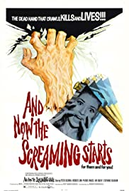 And Now the Screaming Starts! (1973) Poster - Movie Forum, Cast, Reviews